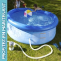Piscine autoportante Easy Set, Ø 2,44m