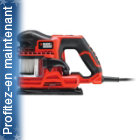 Ponceuse Duosand KA330E 270W BLACK&DECKER