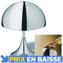 Lampe tactile Krom D.24cm 40W