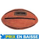 Bouton Ballon de Rugby