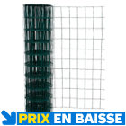 Grillage soudé vert maille 100 x 76 mm