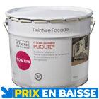 Peinture façade pliolite blanc 10L