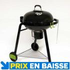 Barbecue charbon de bois Halleck ø55 cm