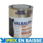 Valbalith peinture façade pliolite blanc 0L75