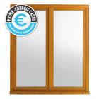 Fenêtre en bois 2 v 100 x h.115cm