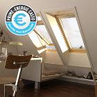 Fenêtre de toit bois électrique VELUX Integra GGL Confort