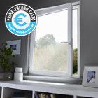 Fenêtre PVC blanche 1 vantail