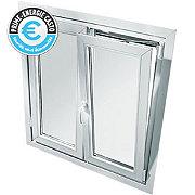 Fenêtre Arbelos oscillo-battante 2 vantaux PVC