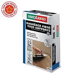Ragr age fibr tous supports 25 kg castorama - Ragreage exterieur fibre ...
