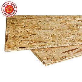 Panneau OSB 3 - Cityboard 18 mm, dim. 1690 x 634 mm