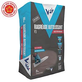 Ragr age haute performances sans poussi re 25kg castorama - Ragreage forte epaisseur ...