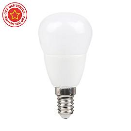 diall ampoule led sph rique e14 5 5w 40w blanc chaud. Black Bedroom Furniture Sets. Home Design Ideas